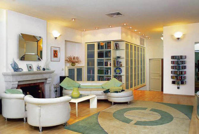 Примеры дизайна 1 комнатной квартиры