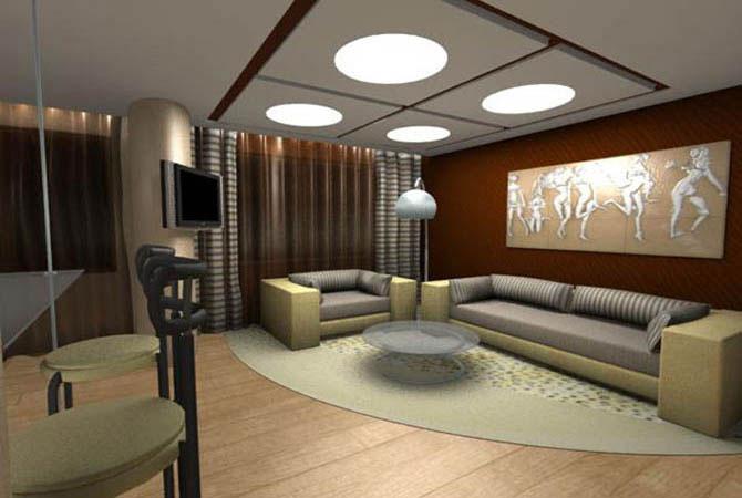 дизайн и интерьер типовой квартиры