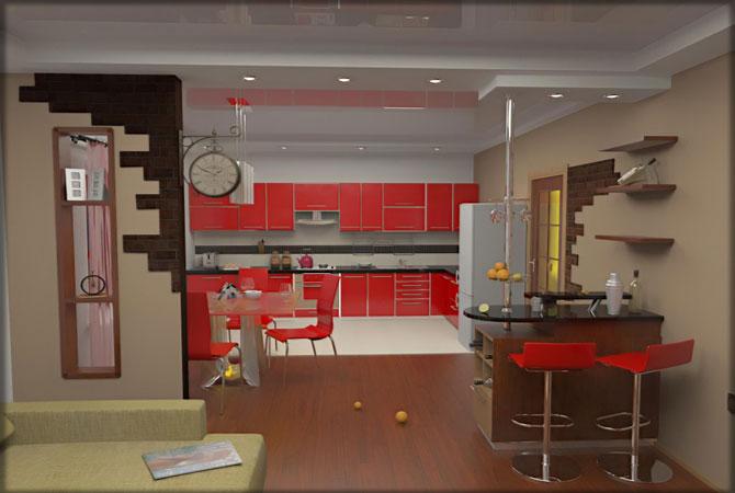дизайн-проект квартиры в магнитогорске посмотреть