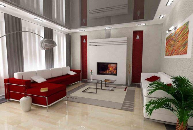 дизайн интерьера комнаты днепропетровск