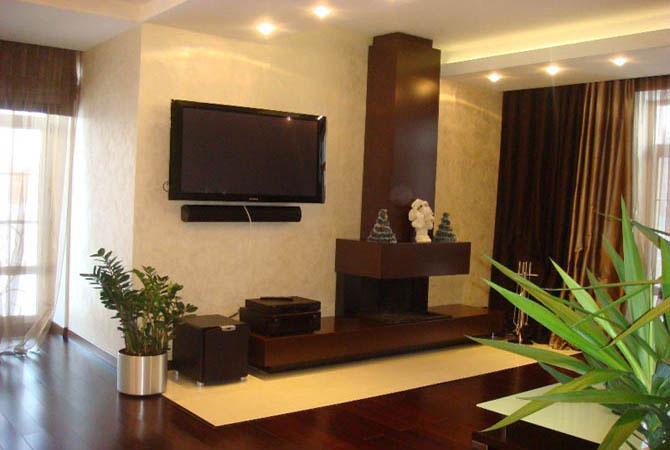 дизайн комнаты 18 метров с реечными потолками