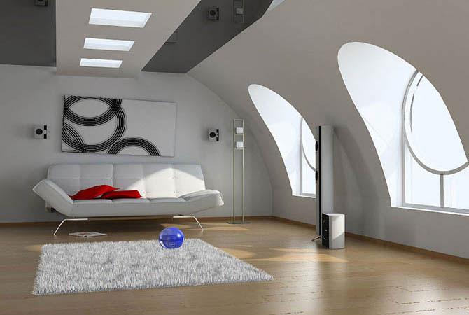 натяжные потолки это как способ ремонта комнаты
