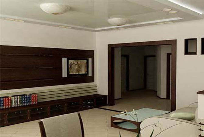 гипсокартон - отделка потолков в квартирах