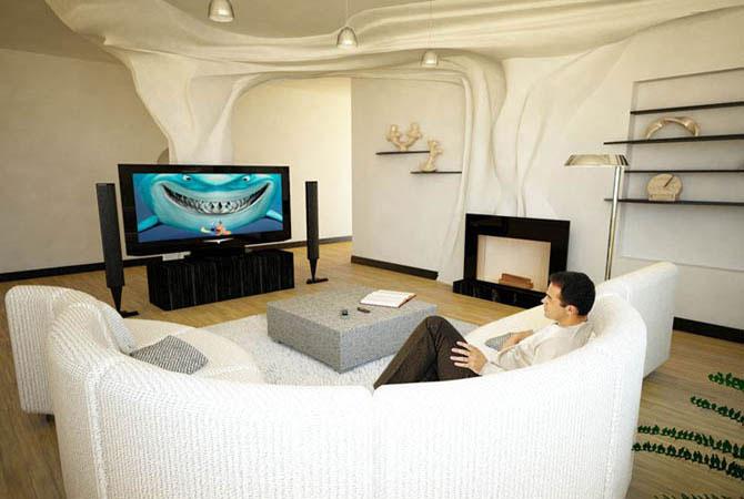 Отделка и дизайн квартир своими руками фото
