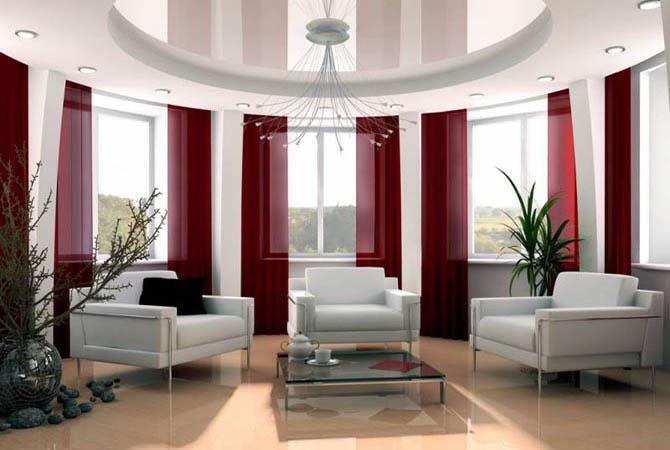 фото интерьеров и дизайна однокомнатных квартир