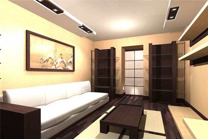 дизайн интерьера квартир стандартного типа