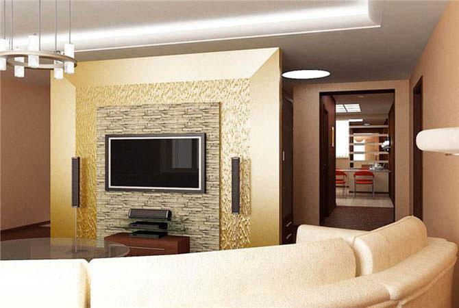 дизайн зала комнаты гостинной спальни своими руками