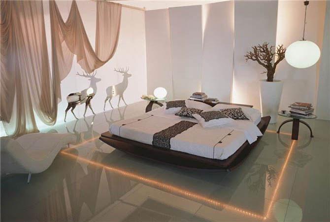 варианты цветовой гаммы дизайна комнаты