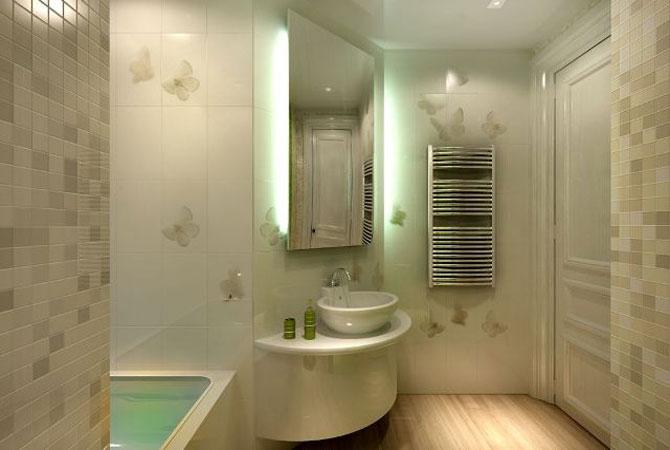 Дизайн ванных комнат п-44