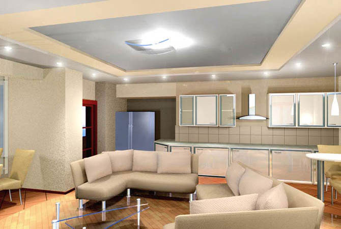 фотогалерея интерьеров частных для домов