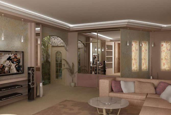программа 3d моделирования дизайна квартир