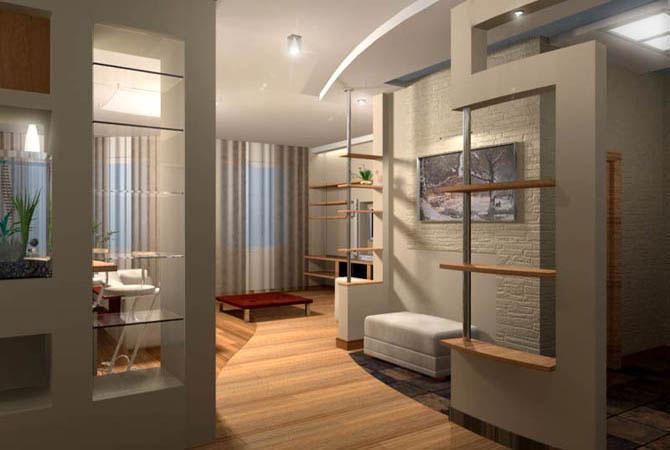 дизайн и интерьер квартир фотогалереи