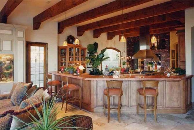 отделка каркасов дома в японском стиле
