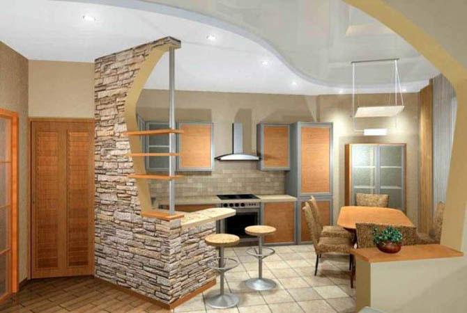 фото интерьеров простой квартиры
