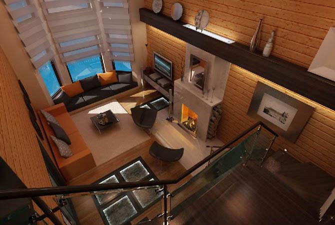 проектирование и отделка квартир офисов
