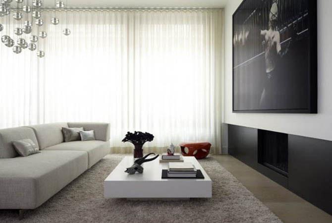 дизайн интерьера дома с мансардой